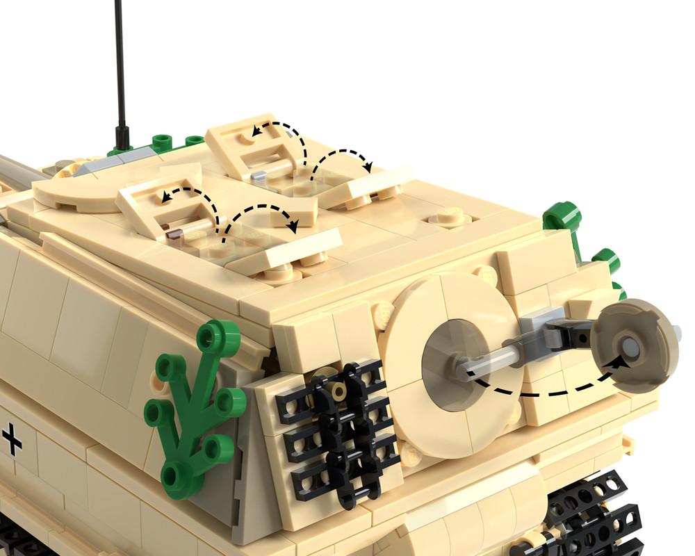 Panzerjäger Tiger (P) Ferdinand - German Heavy Tank Destroyer