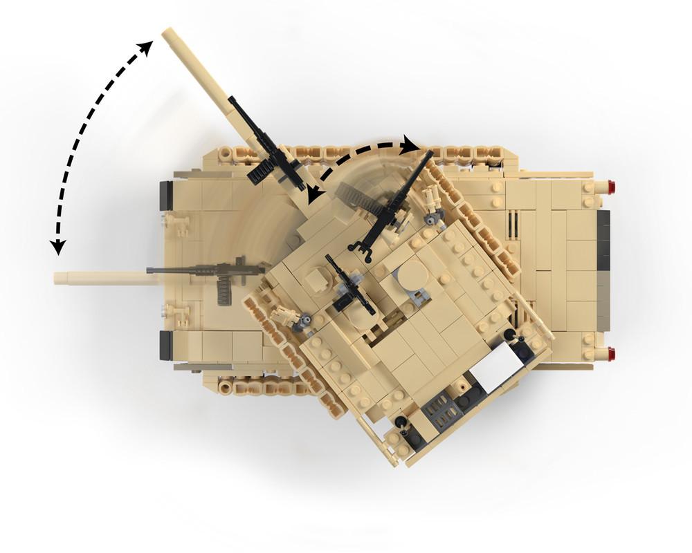 M1A2 Abrams - Main Battle Tank