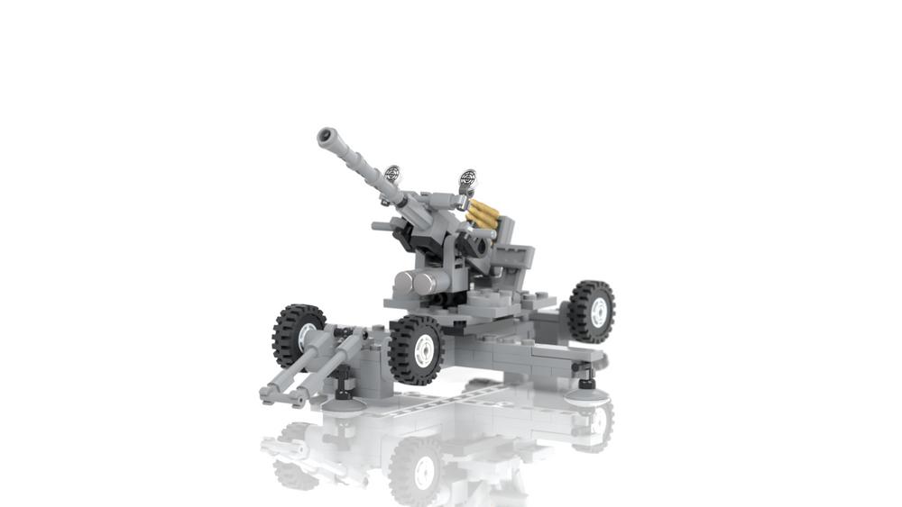 Bofors - 40mm Automatic Gun M1