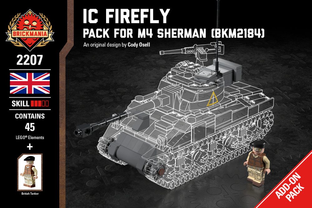 IC Firefly - Pack for M4 Sherman