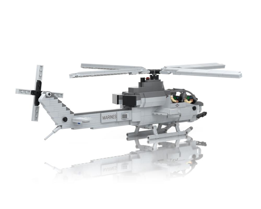 AH-1Z Viper - Zulu Cobra Attack Helicopter