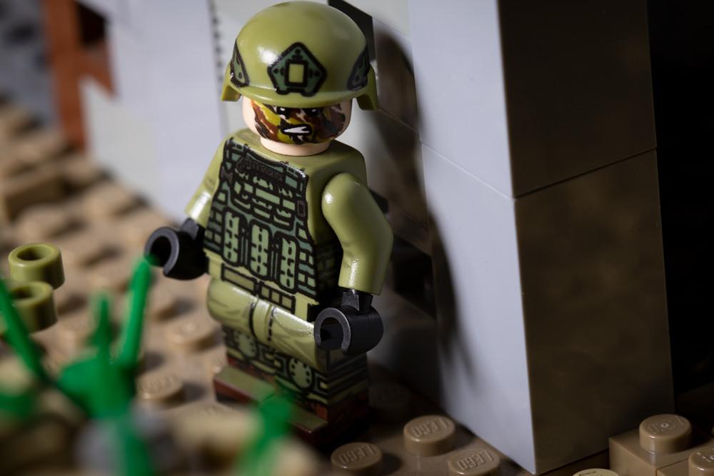 Modern Israeli Soldier