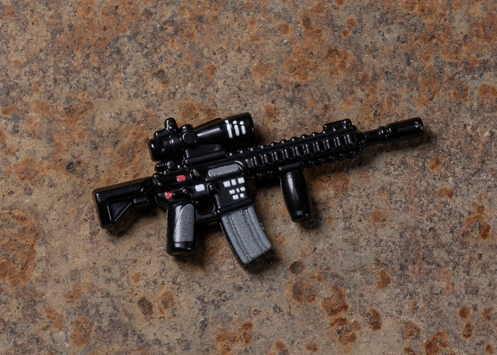 Brickmania® Perfect Caliber™ BrickArms® M27 IAR Tactical