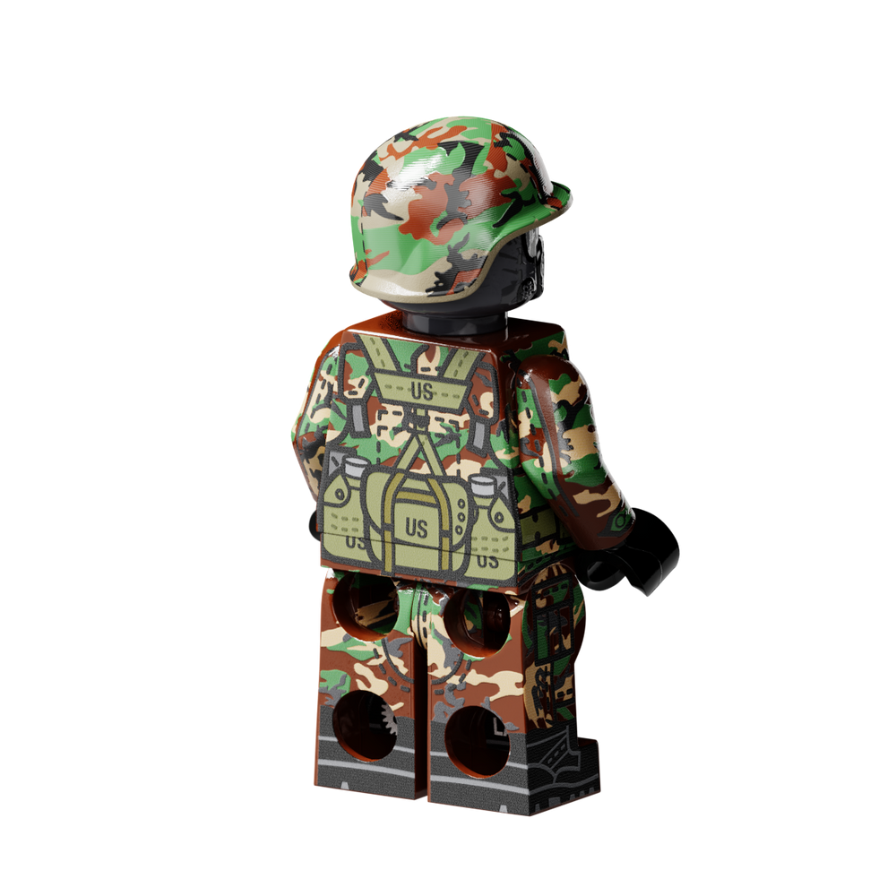 Cold War US Army Rifleman