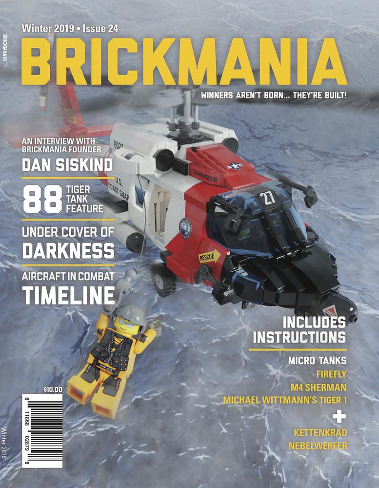Brickmania Magazine Issue #24 Winter 2019