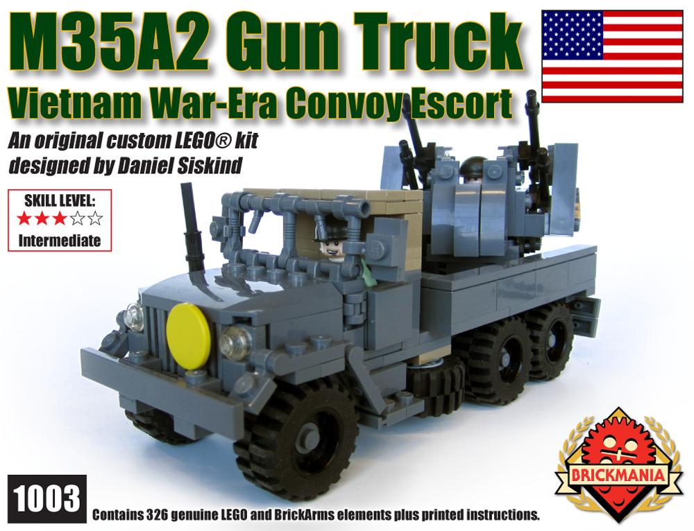 M35A2 Gun Truck
