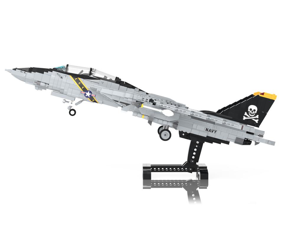 F-14 Tomcat - Supersonic Air Superiority Interceptor