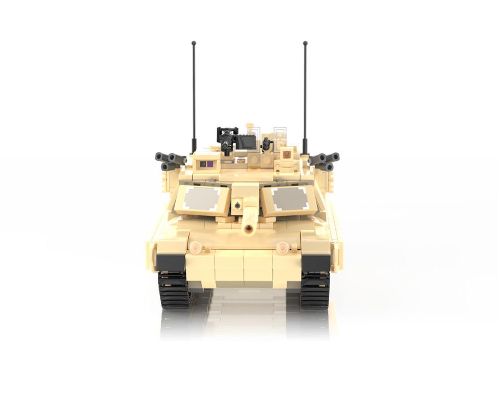M1A2 Abrams - Main Battle Tank (2019)