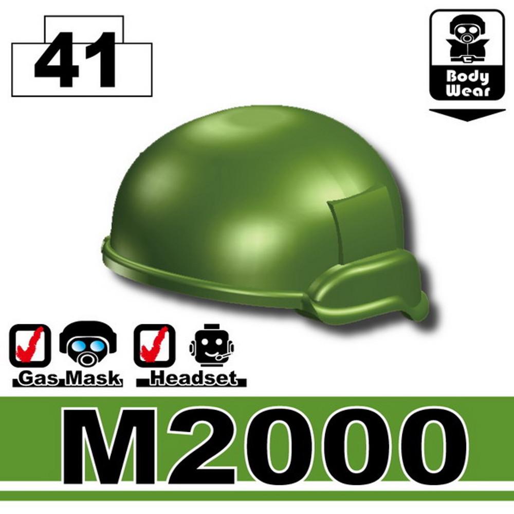 Minifig.Cat Helmet (M2000)