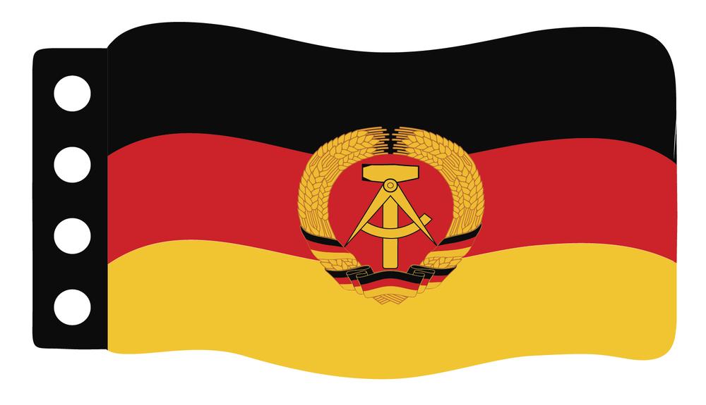 Flag - German Democratic Republic Flag