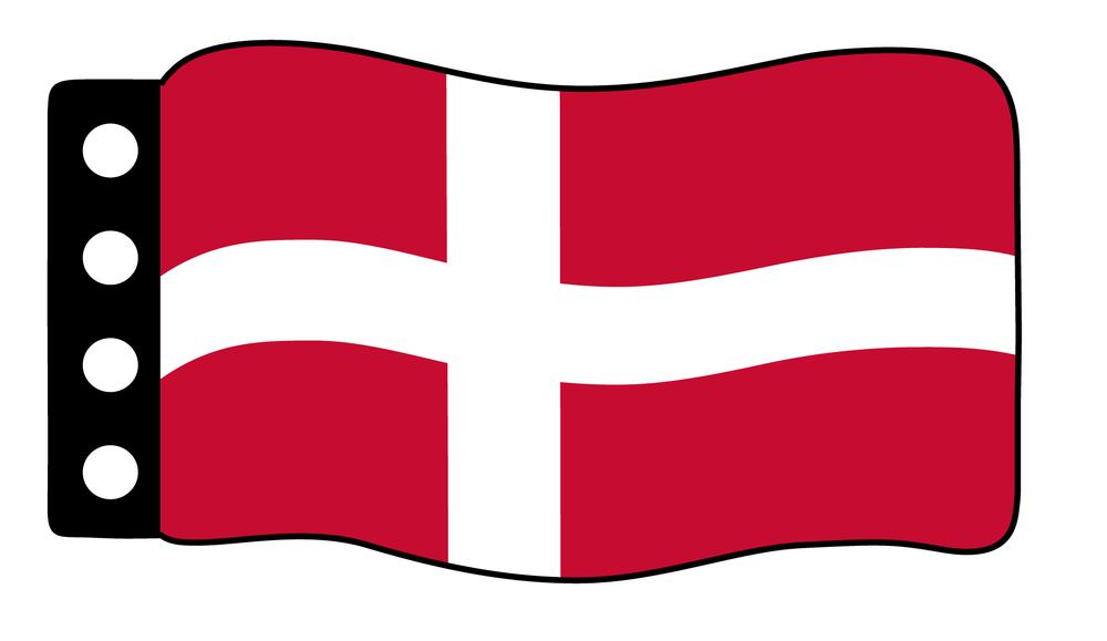 Flag - Danish Flag