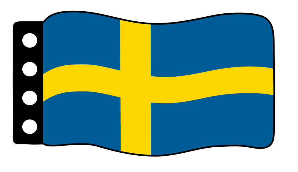 Flag - Swedish Flag