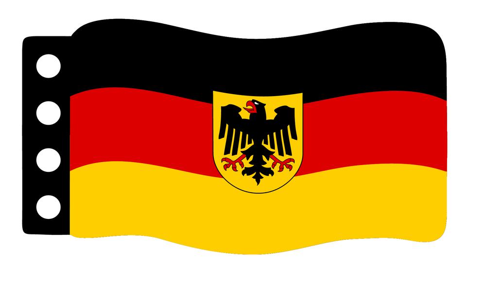 Flag - West German Flag
