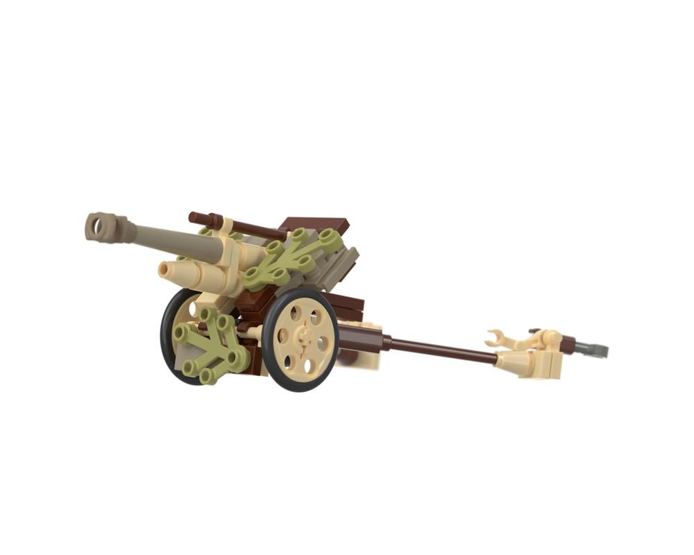 LeFH 18/40 - 10.5cm Light Howitzer