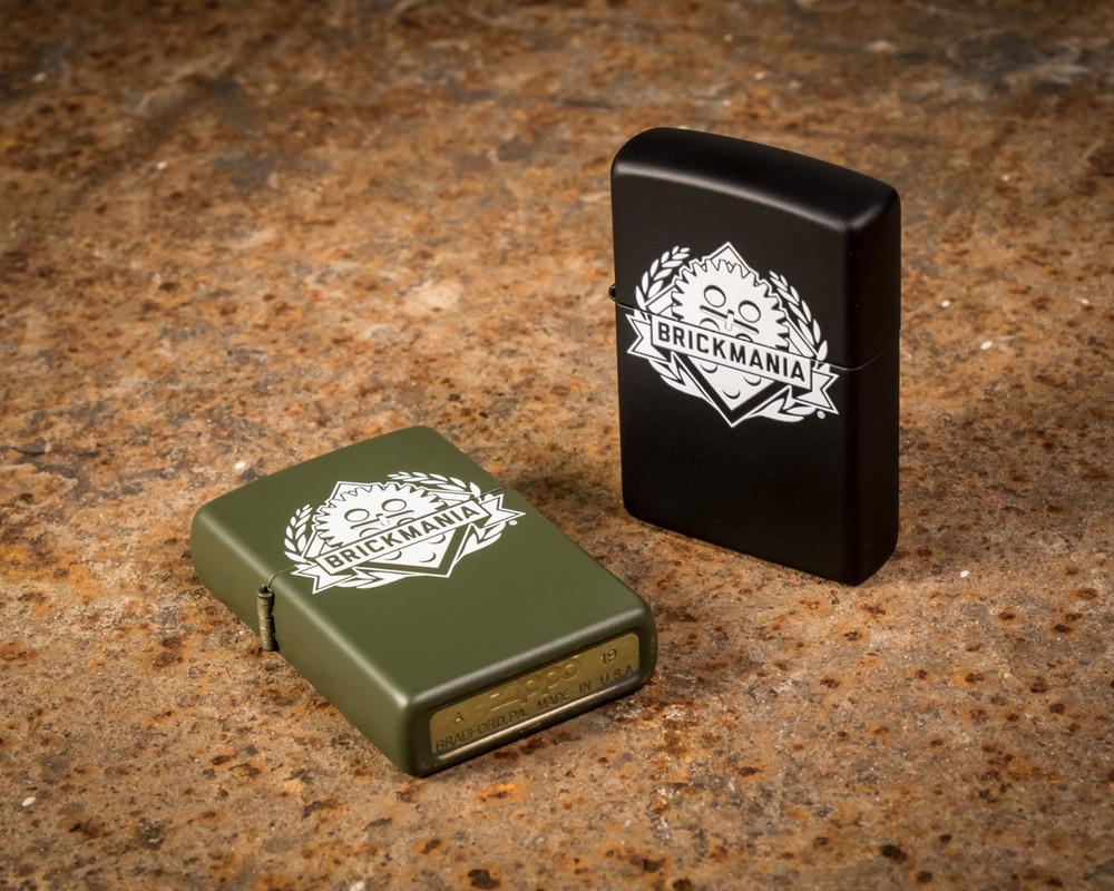 Brickmania Zippo® Lighter
