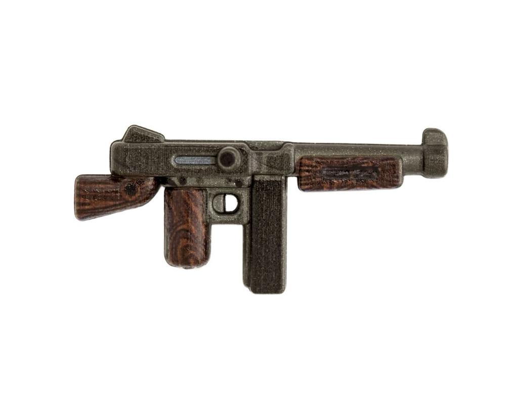 Brickmania® Perfect Caliber™ BrickArms® M1A1 V.2 SMG