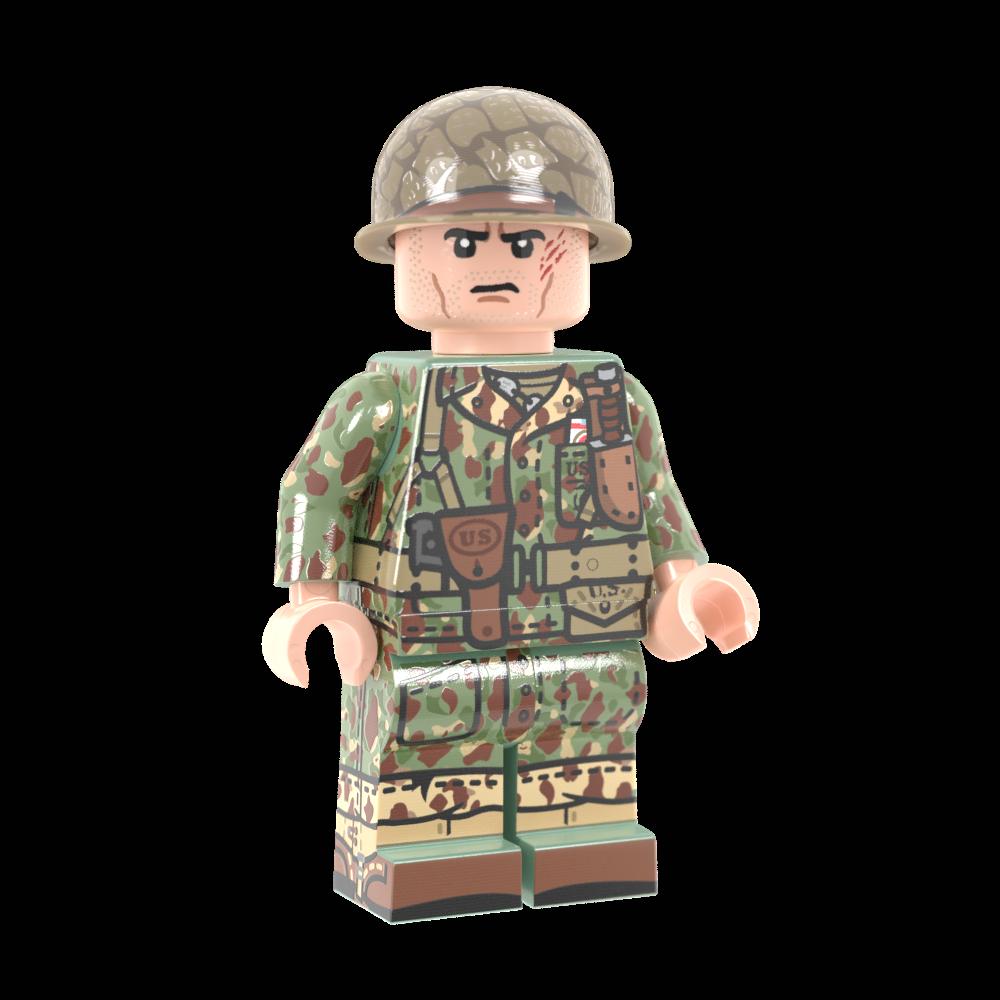 WWII Marine Raider V2