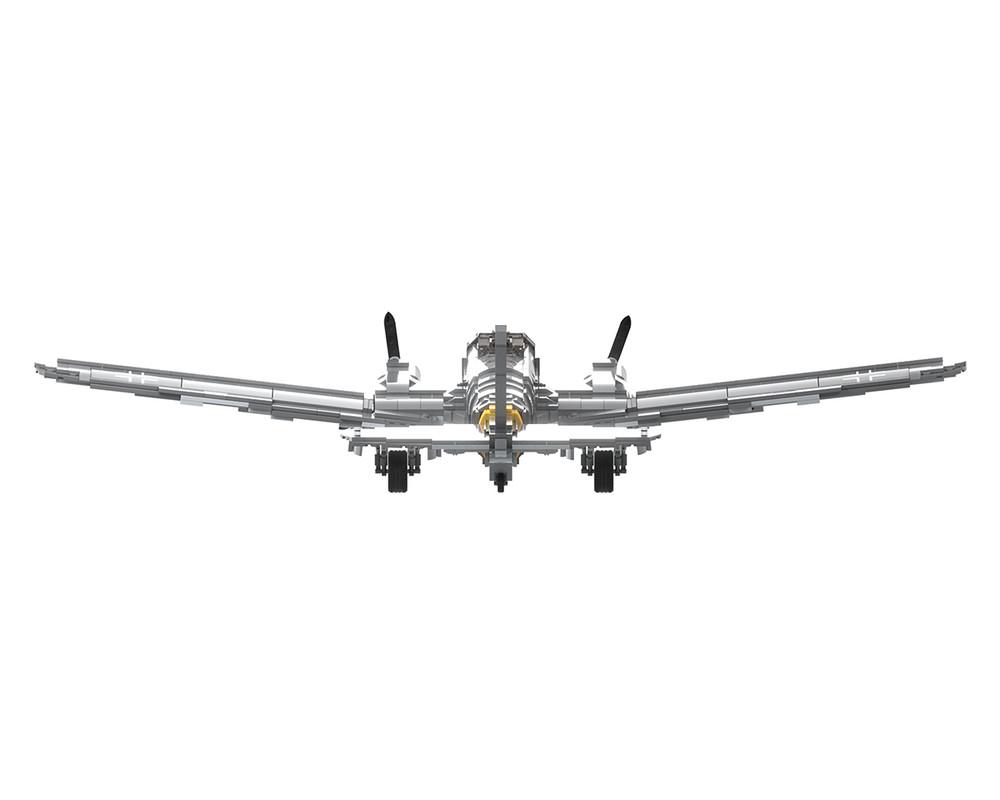 HE 111H-16 - WWII Medium Bomber