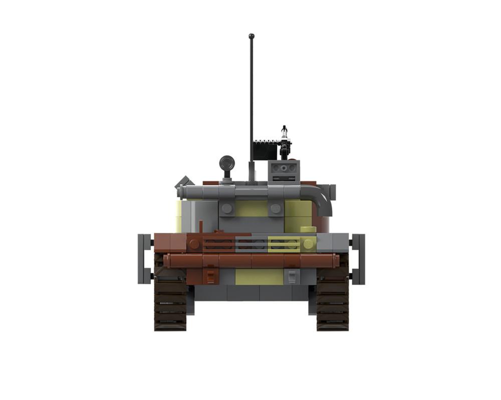 T-64A - Main Battle Tank