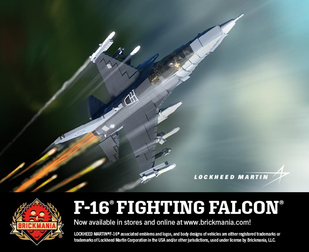 F-16 Fighting Falcon® - Supersonic Multirole Fighter