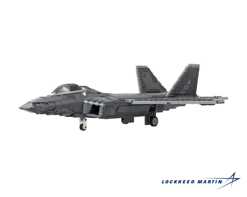 F-22® Raptor® - Stealth Air Superiority Fighter
