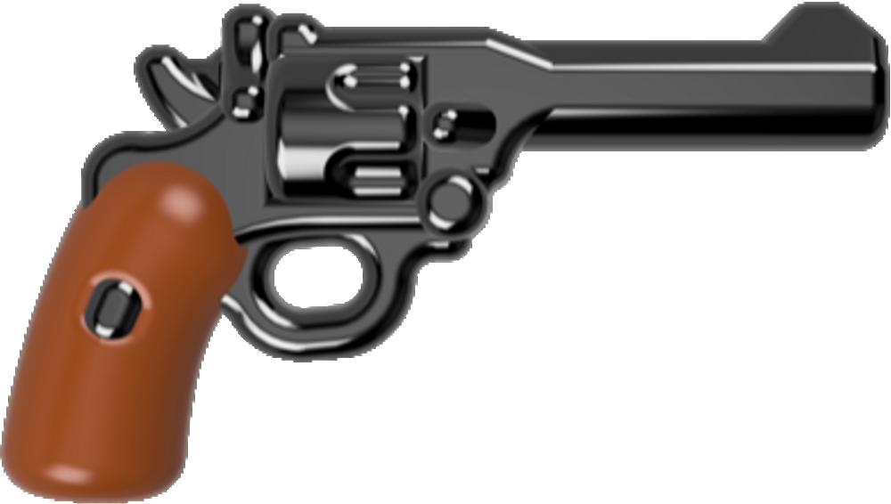 BrickArms Reloaded Overmolded Webley Revolver