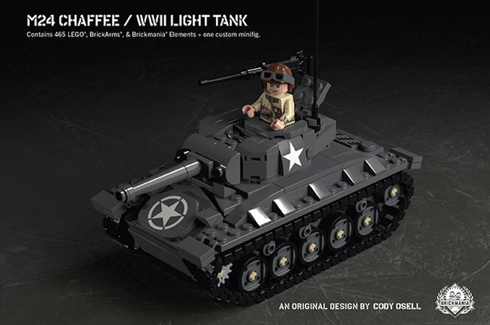 M24 Chaffee - WWII Light Tank