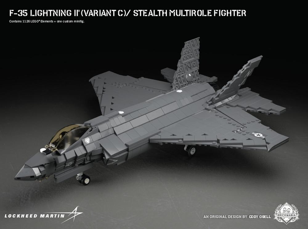 F-35 LIGHTNING II® (Variant C) - Stealth Multirole Fighter