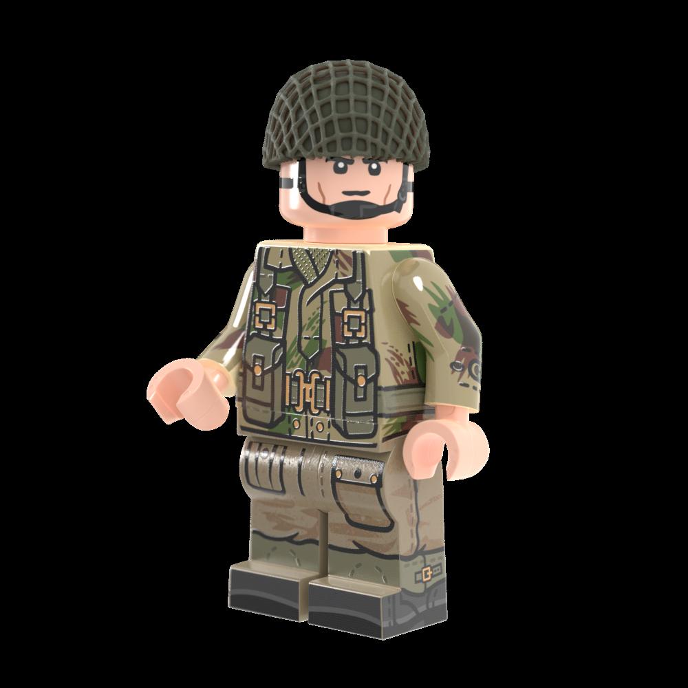 WWII British Paratrooper