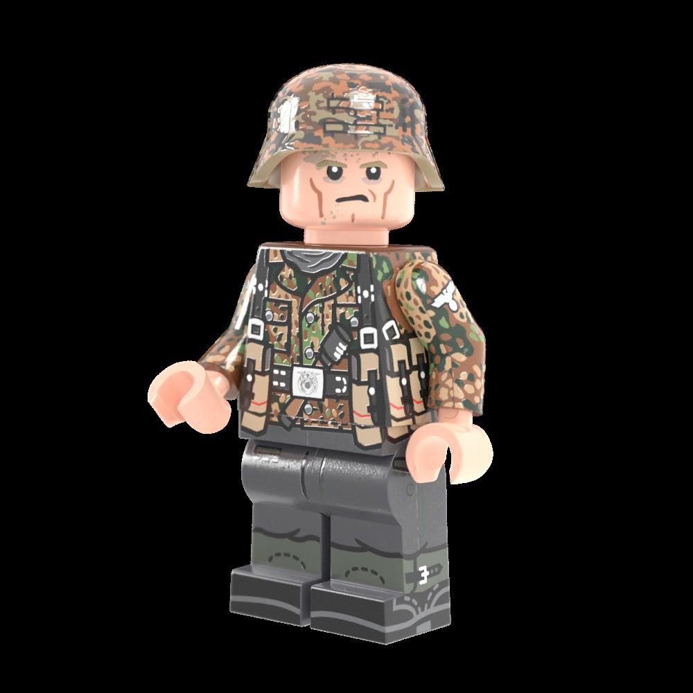WWII German Panzergrenadier