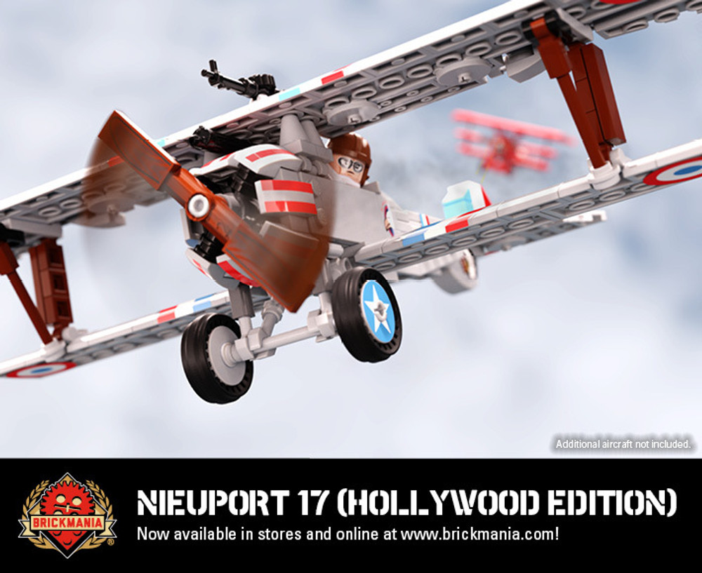 Nieuport 17 (Hollywood Edition) - World War I Fighter Aircraft
