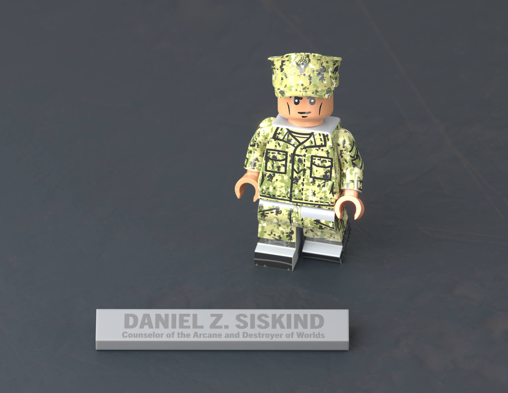 USS Makin Island Build - Plank Owner -  Level 0-3 (Lieutenant)