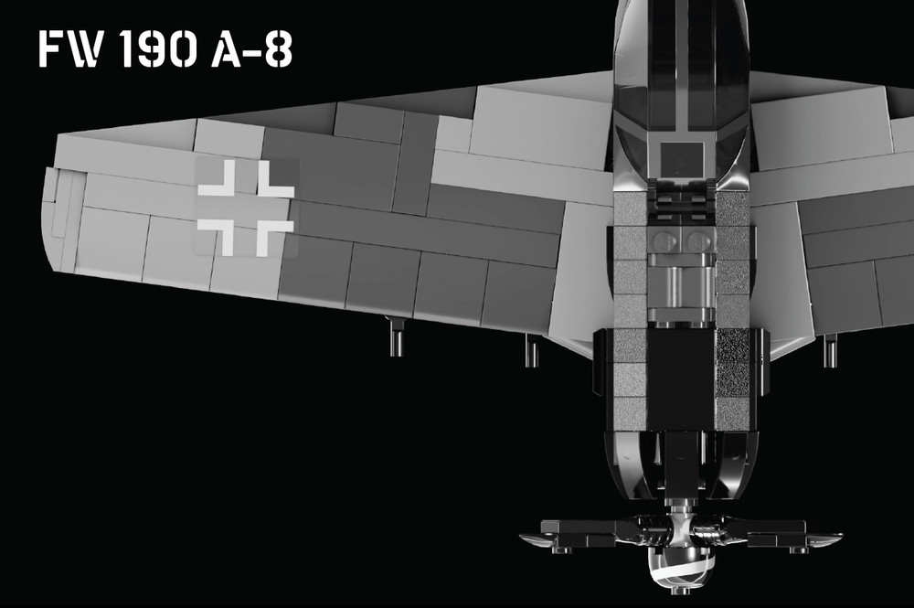 Fw 190 A-8 - WWII Fighter Aircraft