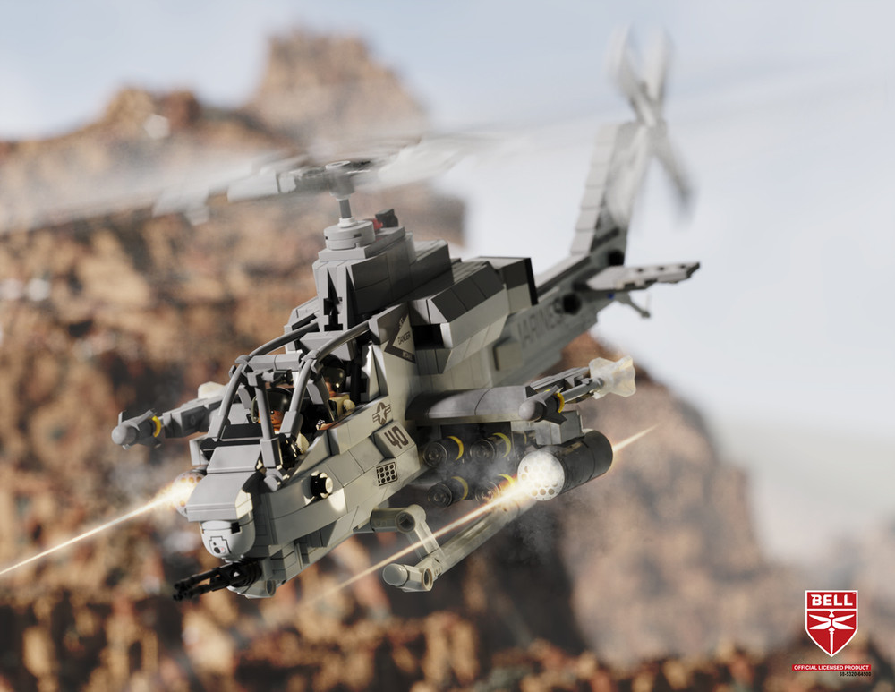 AH-1Z® Viper - Attack Helicopter