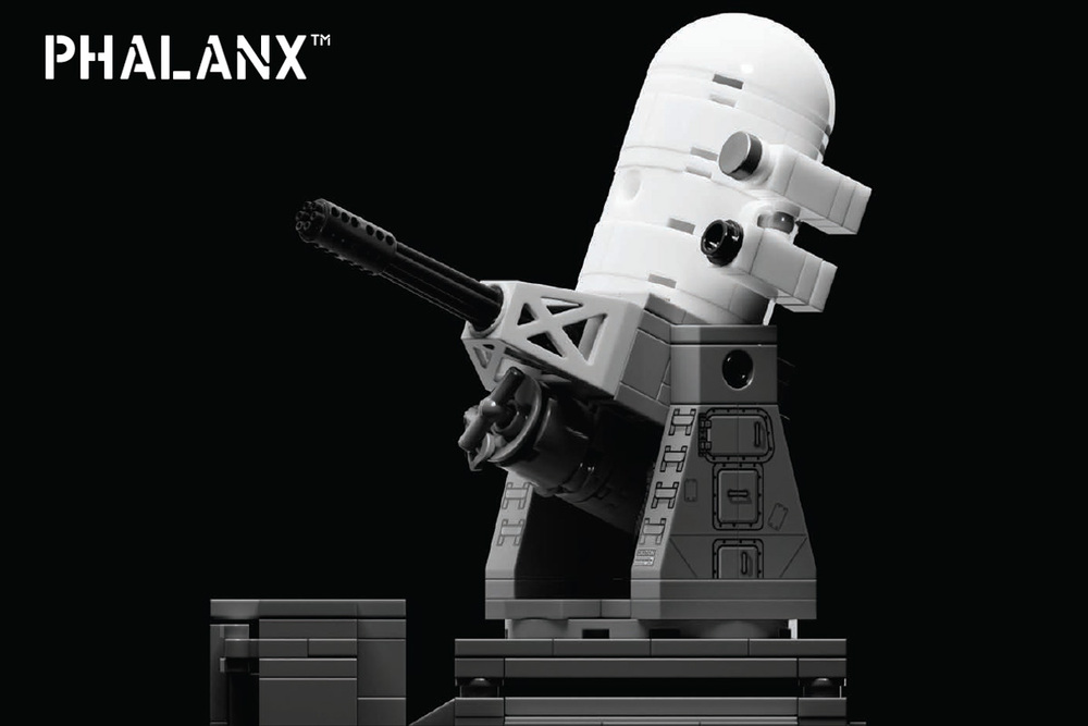 Phalanx™ Close in Weapon System (CIWS)