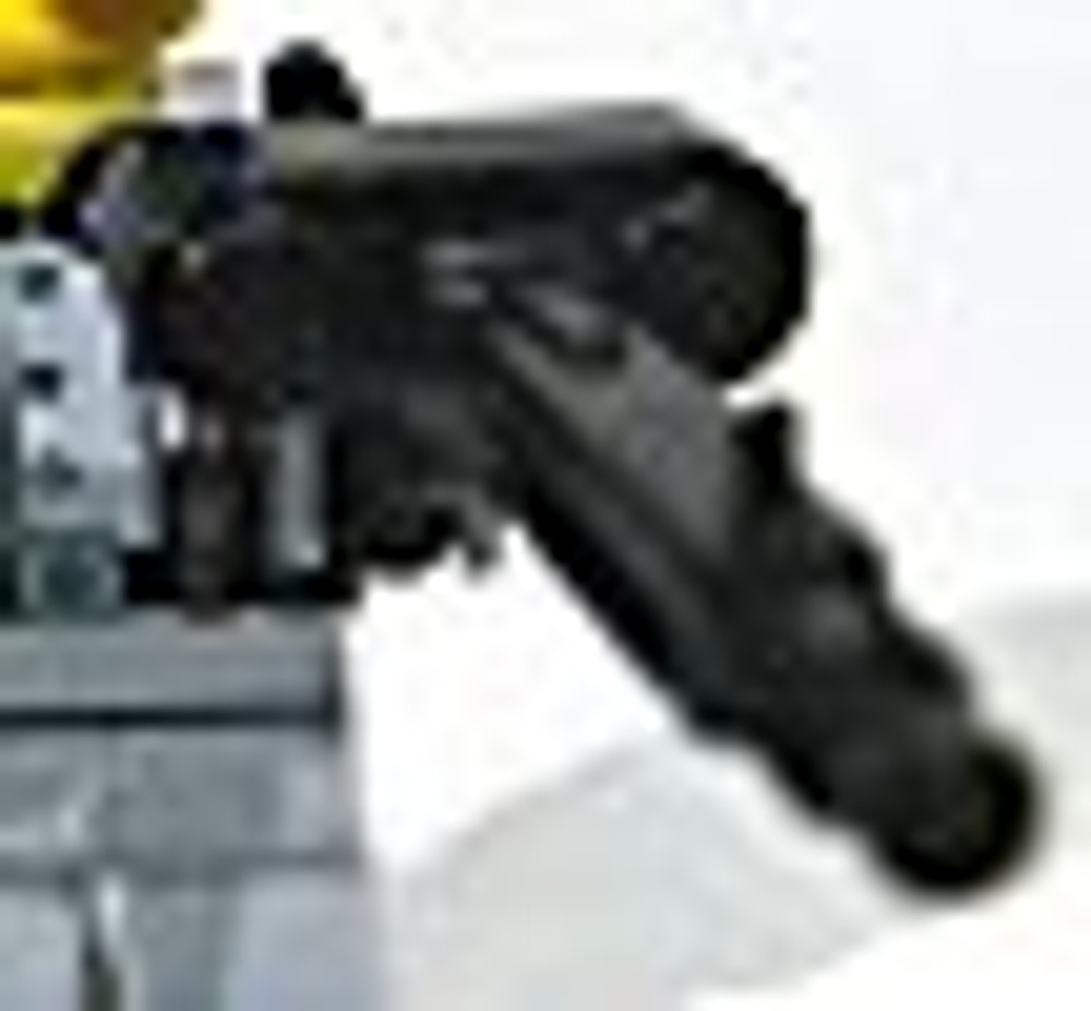 BrickArms® MG34 w/Saddle Drum