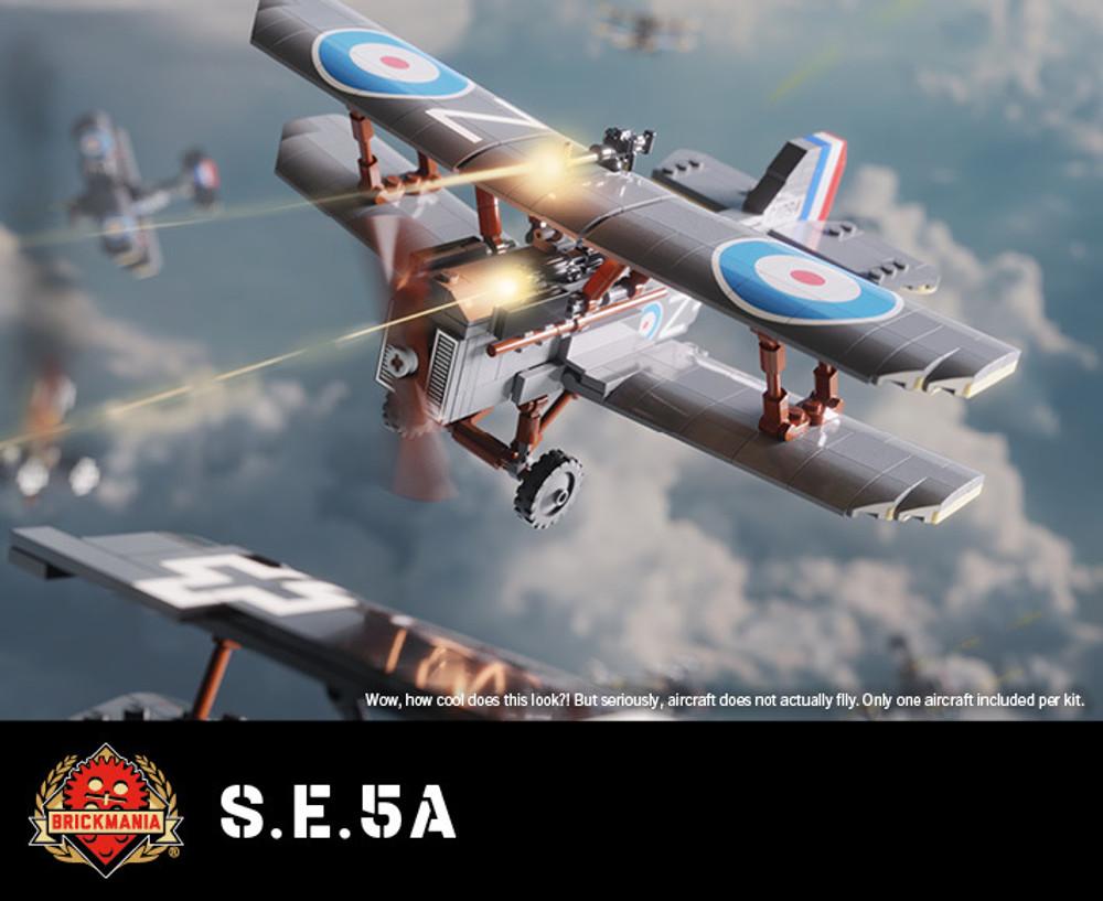 S.E.5a - World War I Fighter Aircraft