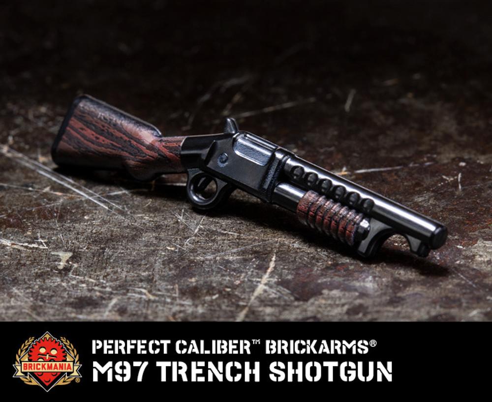 Perfect Caliber™ BrickArms® M97 Trench Shotgun