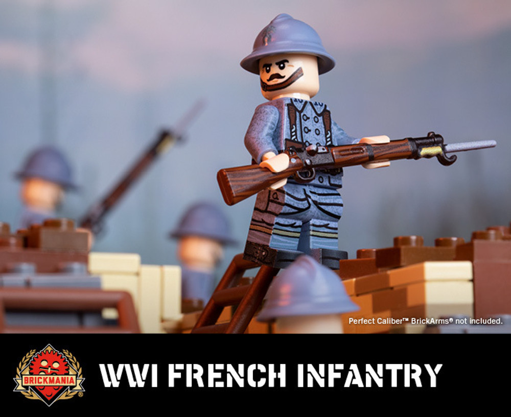 WWI French Infantry V2