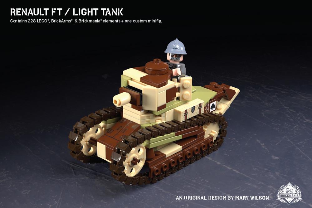Renault Ft Light Tank