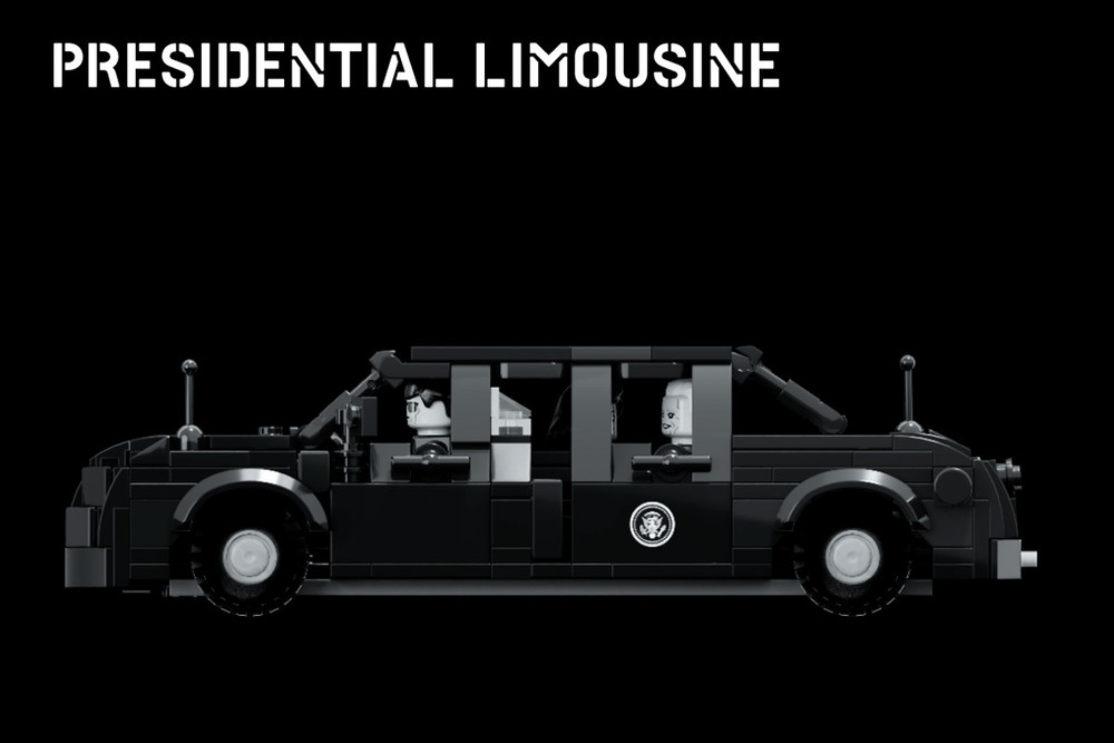 Presidential Limousine - Official State Car