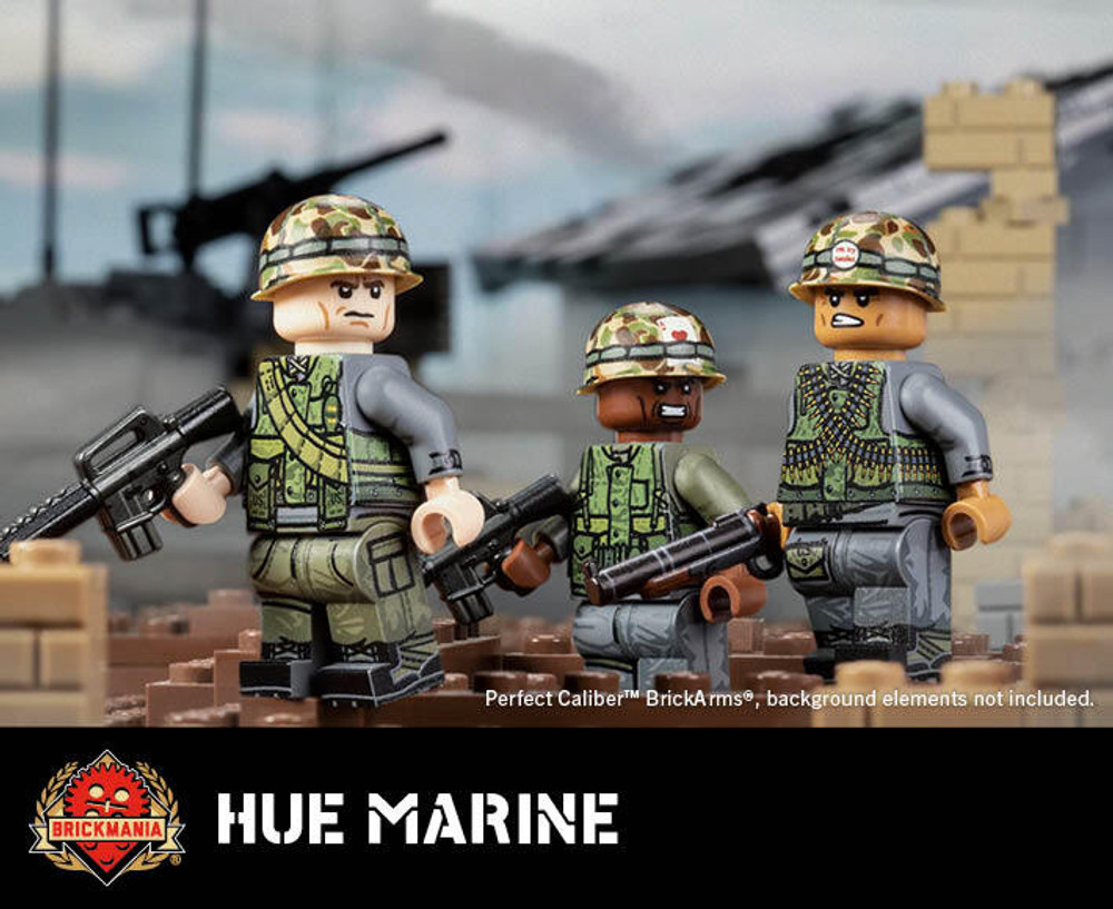 Hue Marine - Minifig Of The Month