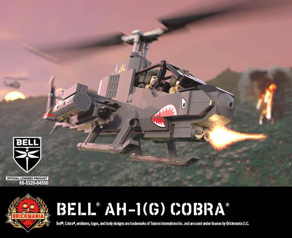 Bell® AH-1(G) Cobra® - Attack Helicopter