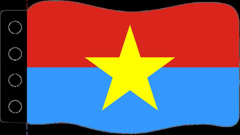 Vietcong Flag