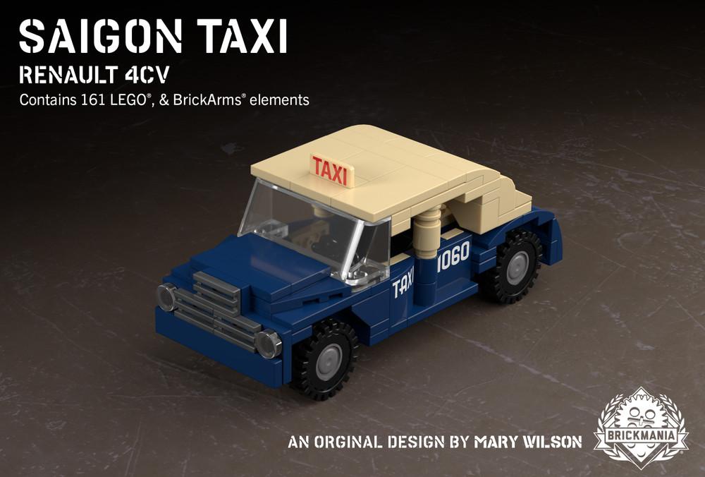 Saigon Taxi - Renault 4CV