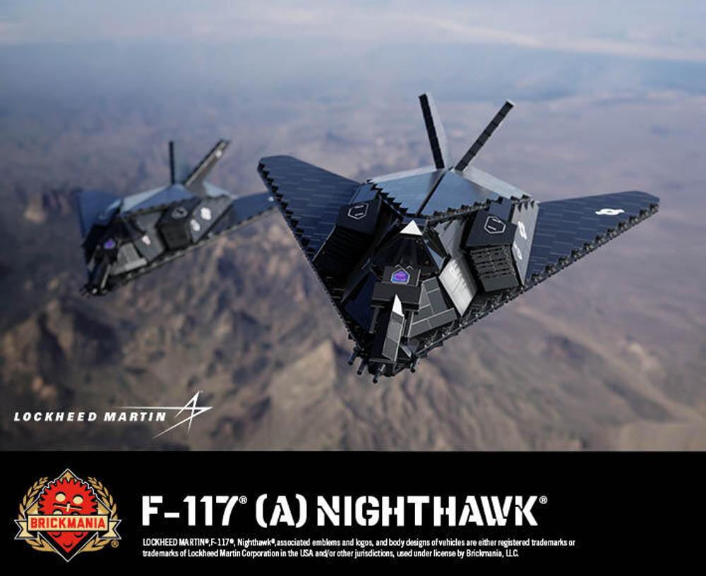 F-117® (A) Nighthawk® - Stealth Attack Aircraft