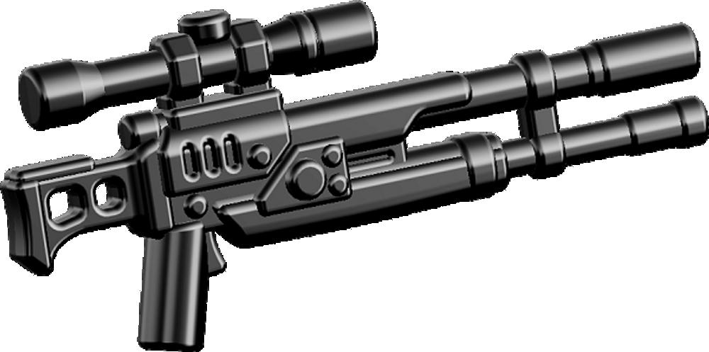 BrickArms®  A360 Sniper Blaster Rifle - Black