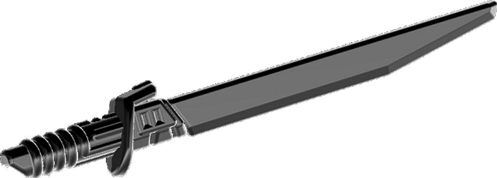 BrickArms®  Dark Blade - Black