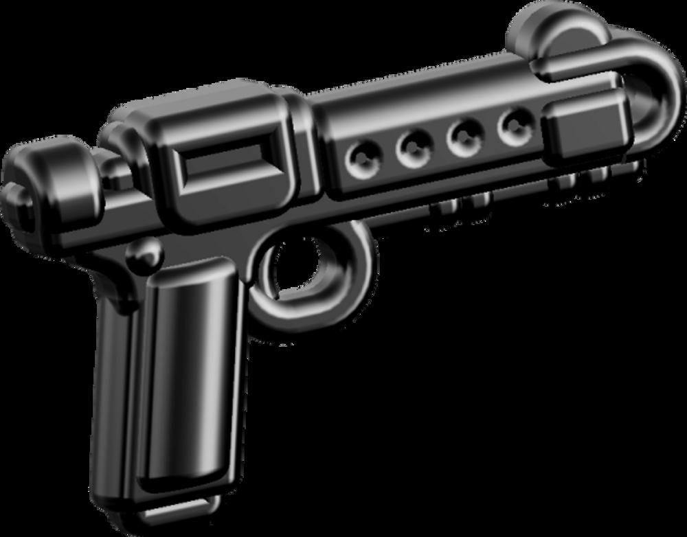 BrickArms®  GKS-1 Blaster Pistol - Black
