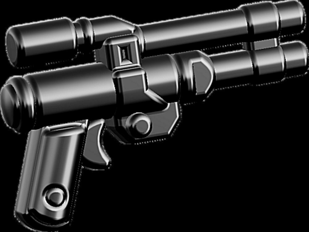 BrickArms®  K-13 Blaster Pistol - Black